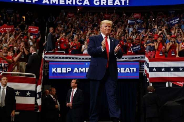 President Donald Trump Issues Juneteenth Statement As Some Accuse Him Of Being A Racist And White Nationalist