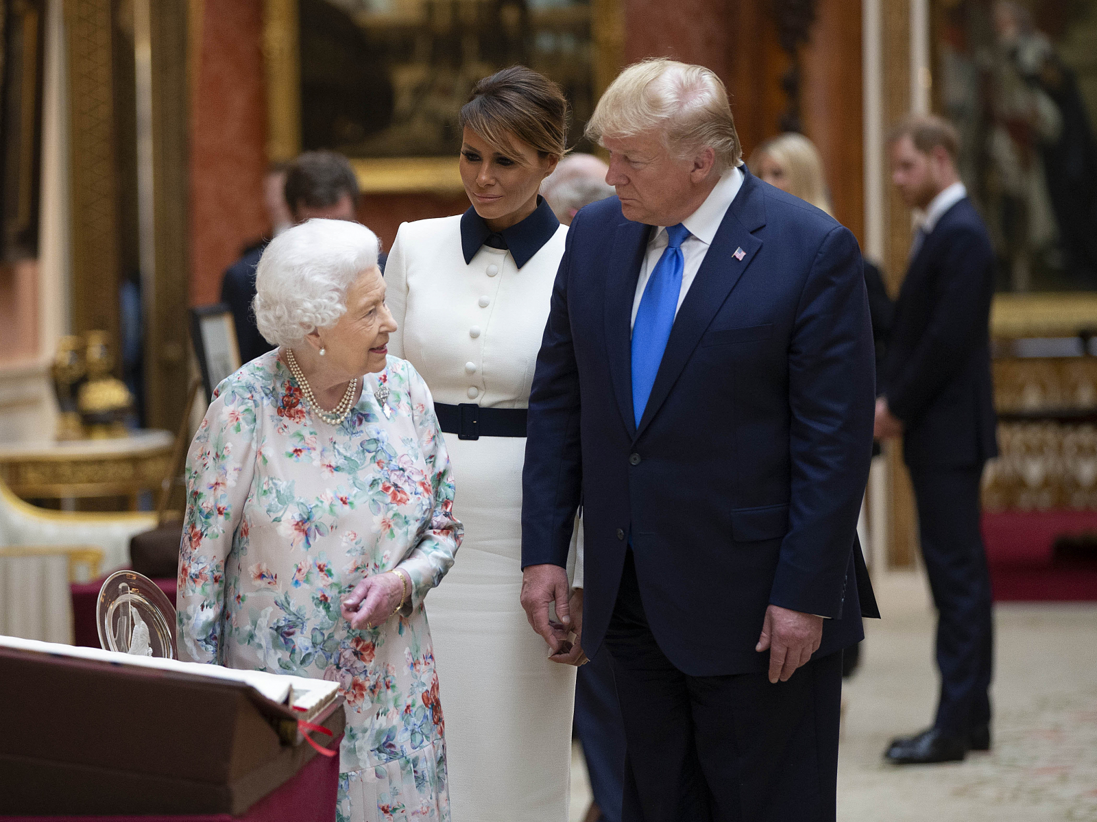 donald-trump-slammed-and-mocked-for-fist-bumping-queen-elizabeth