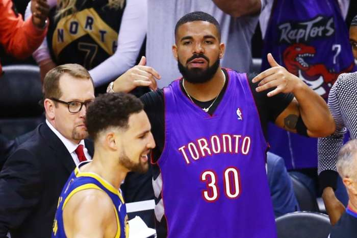 Drake Might Have Taken His Trolling A Bridge Too Far With This Klay Thompson's Photo -- Here Is Why Some Critics Brought His Baby Mama, Sophie Brussaux, Into This