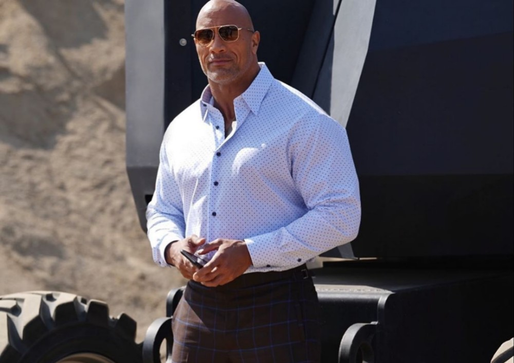Dwayne 'The Rock' Johnson to receive Generation Award from MTV