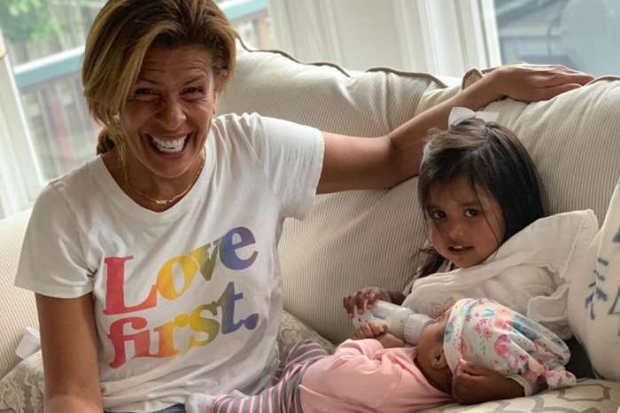 Hoda Kotb Shares Beautiful Photo Of Her Daughters With Her Fans