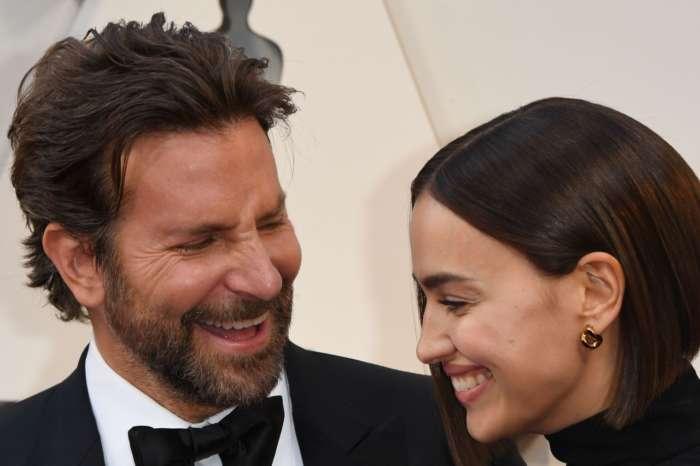 Irina Shayk Hangs Out In Iceland Following Bradley Cooper Split