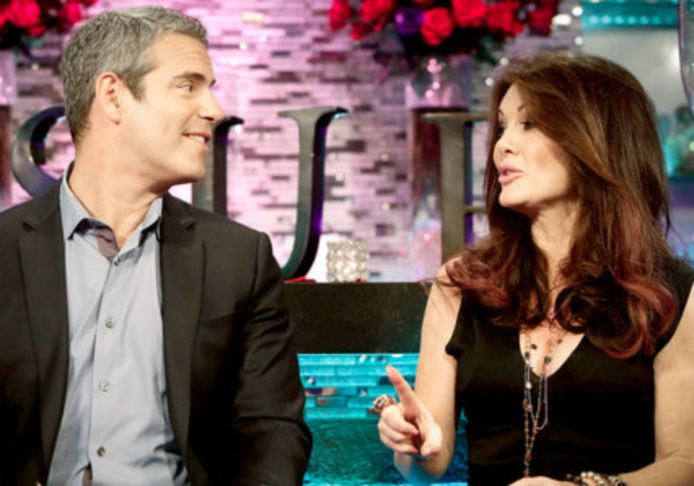 Is Andy Cohen Forcing Lisa Vanderpump To Attend The RHOBH Season 9 Reunion
