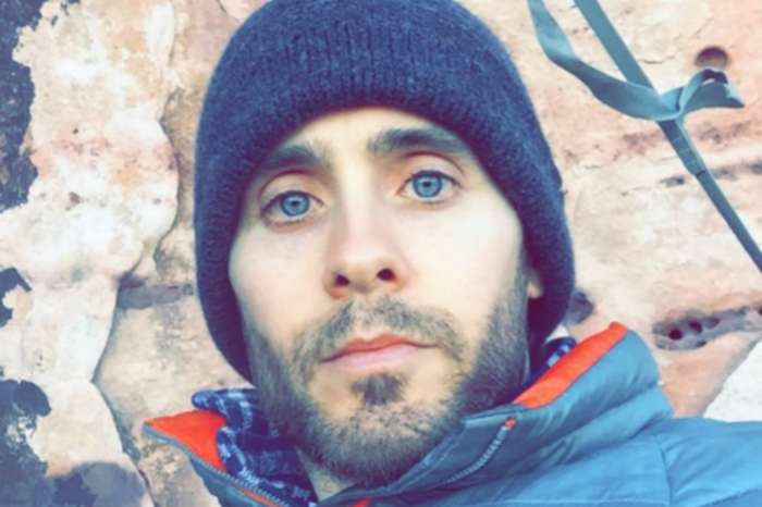 Jared Leto Can't Wait To Go On Tour With Thirty Seconds To Mars