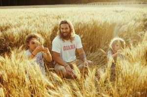 Jason Momoa Talks Being A Father On Father's Day — Watch Video With His Kids And Lisa Bonet