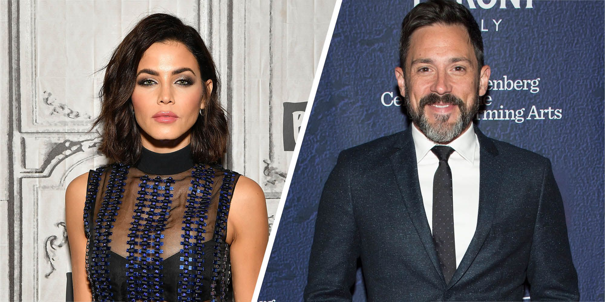 Jenna Dewan and boyfriend Steve Kazee are now Instagram official