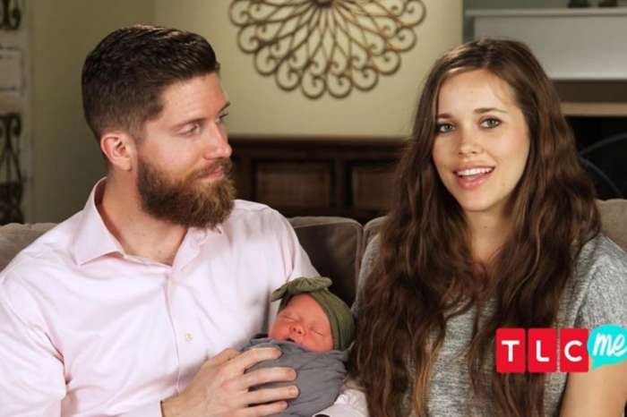 Jessa Duggar Seewald Of Counting On Shares New Photos Of Baby Ivy Looking Adorable In Red