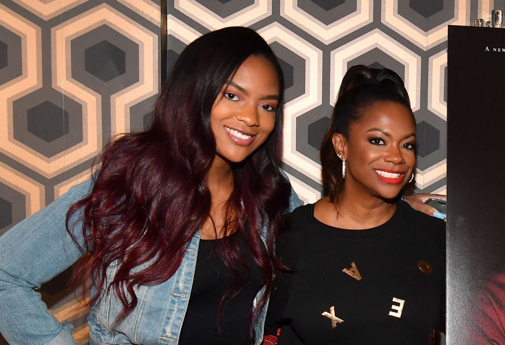 Kandi Burruss And Riley Are Showing Off Some Jaw-Dropping Geisha Makeovers From Kyoto - They Look Amazing