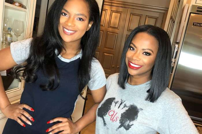 Kandi Burruss And Riley Burruss Spark A Hygiene-Related Debate With The Latest Pics From Kyoto
