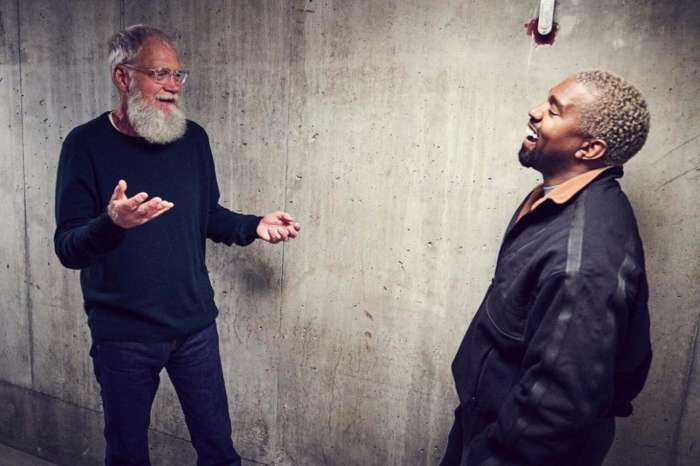 Kanye West Talks BiPolar, Trump To David Letterman Who Loves His Sunday Services — Watch The Video!