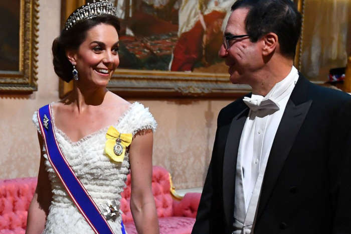 Kate Middleton Sent Donald Trump A Secret Signal By Wearing This Tiara