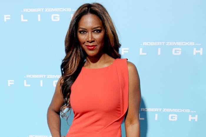 Kenya Moore Latest Photo Session Shows A Flawless Snapback