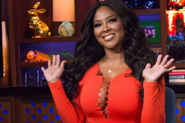 Kenya Moore Loves The Drama And She's Telling This To The Whole World