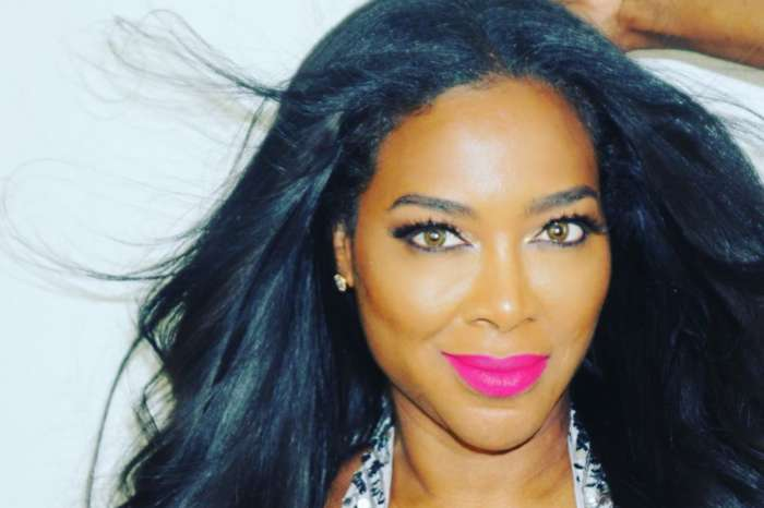 Kenya Moore Tells Fans She Is All In For The Drama With Epic Photo Shoot -- Will She Bring The Fire To 'RHOA'?