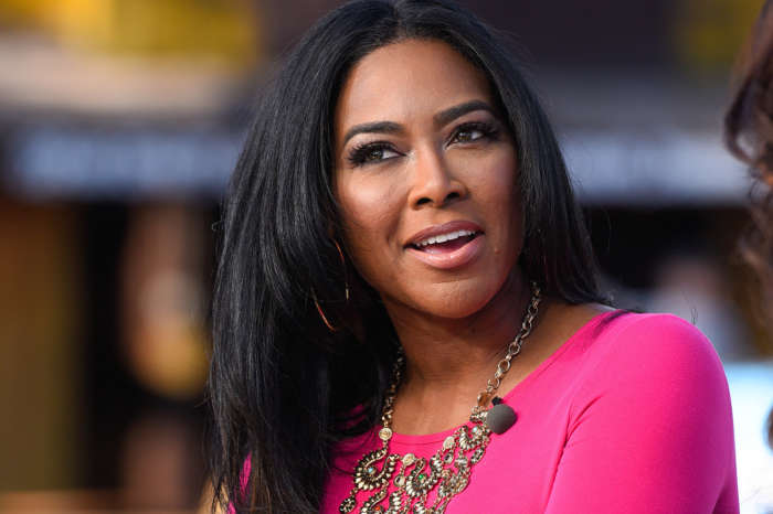 Kenya Moore Says She Has A Big Heart And Fans Profess Their Love For Her