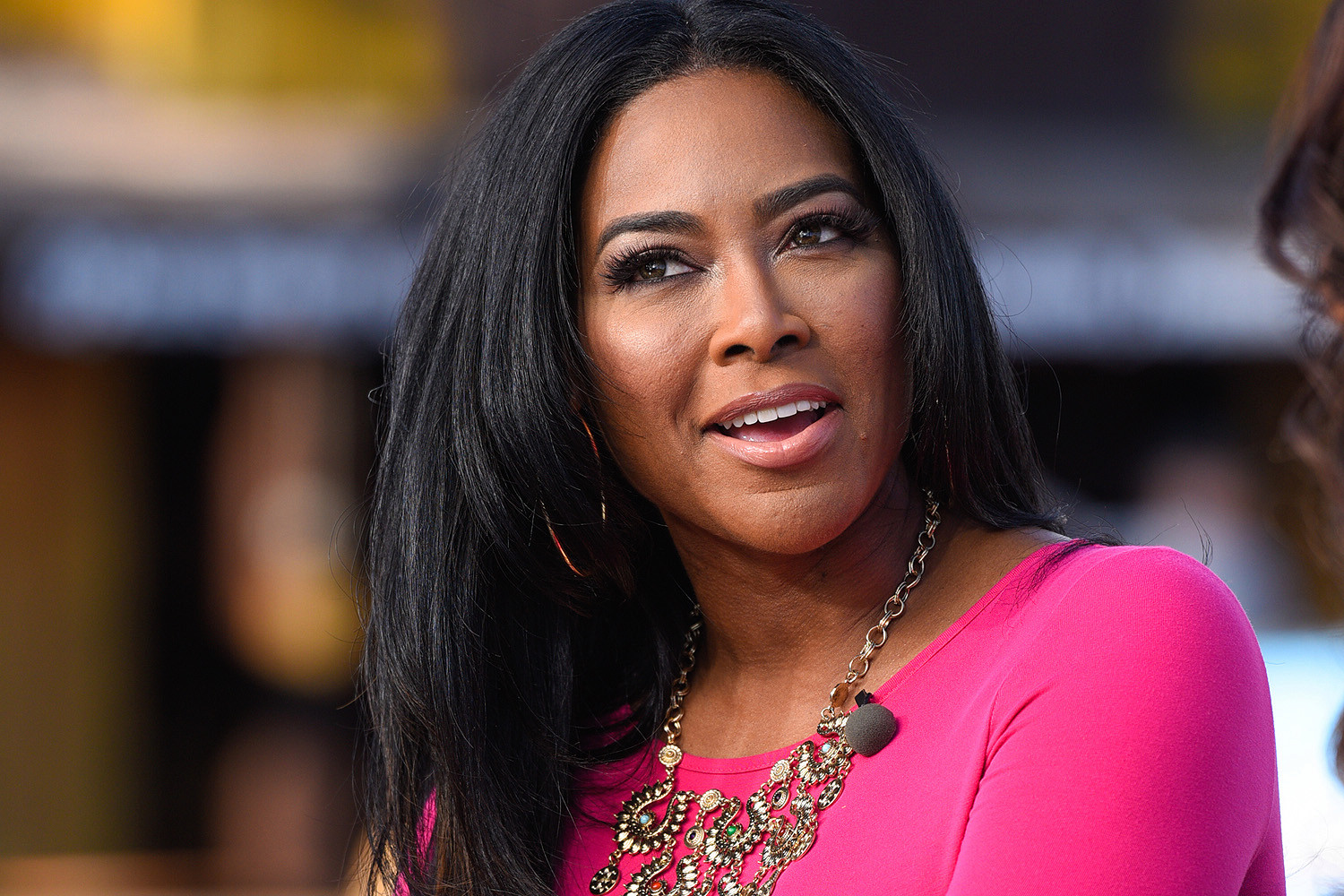 Kenya Moore Says She Has A Big Heart And Fans Profess Their Love Her