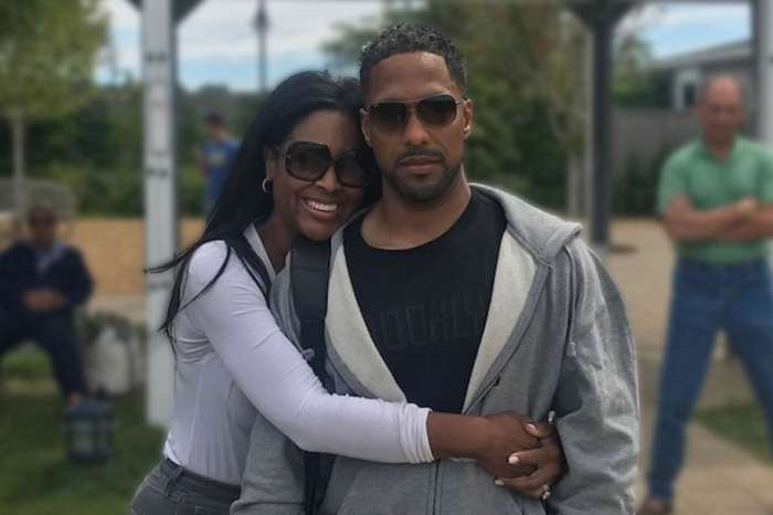 Kenya Moore Shares One Of The Most Emotional Daddy-Daughter Dances You'll Ever See