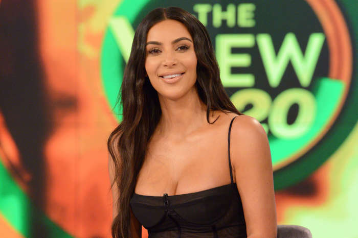 Kim Kardashian Comes To Kylie Jenner's Defence Amid Social Media Makeup Backlash