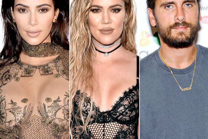 KUWK: Kim Kardashian Gifts Eggplant-Shaped Purse To Khloe On Her Birthday And She And Scott Disick Make NSFW Jokes About It!