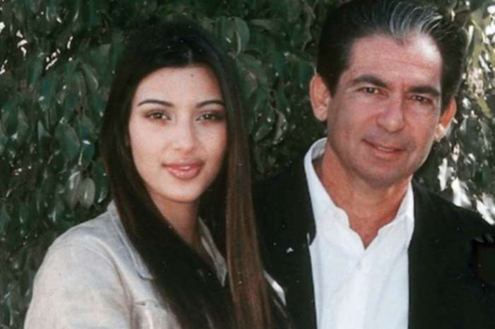 Kim Kardashian Shares Father's Day Photos With Kanye West, Robert Kardashian