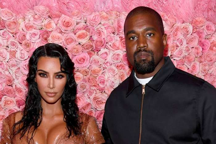 Kim Kardashian Wishes Her Husband, Kanye West A Happy Birthday With The Sweetest Pic