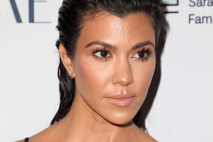 Kourtney Kardashian Describes Sofia Richie As 'Easy To Be Around'