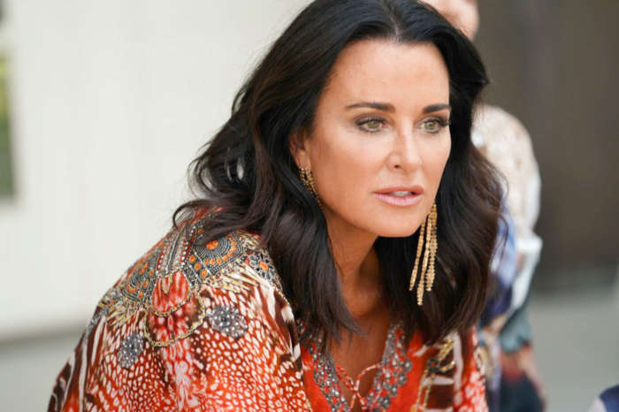 Kyle Richards Gets Candid About Her Eating Disorder While Working As A Teen Actress!