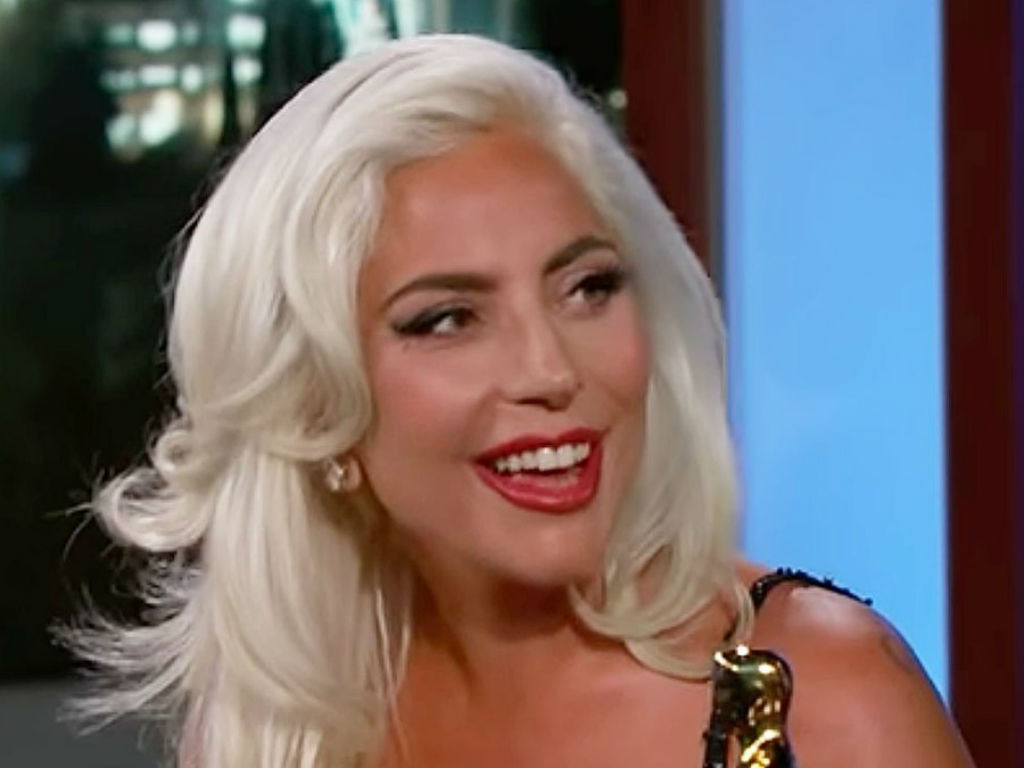 Lady Gaga Kissed A Married Man, and Fans Are Losing It