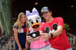 Larry Birkhead Took Dannielynn To Disney World For Father's Day — Anna Nicole's Daughter Is Growing Up