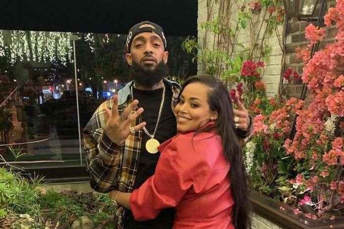 Lauren London Praises Her King Nipsey Hussle - Gabrielle Union, Ashanti, And More Are Here For Her