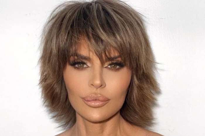 Lisa Rinna Looks Gorgeous As A Blonde But Very Much Unlike Herself — Check Out The Pics Of The RHOBH Star