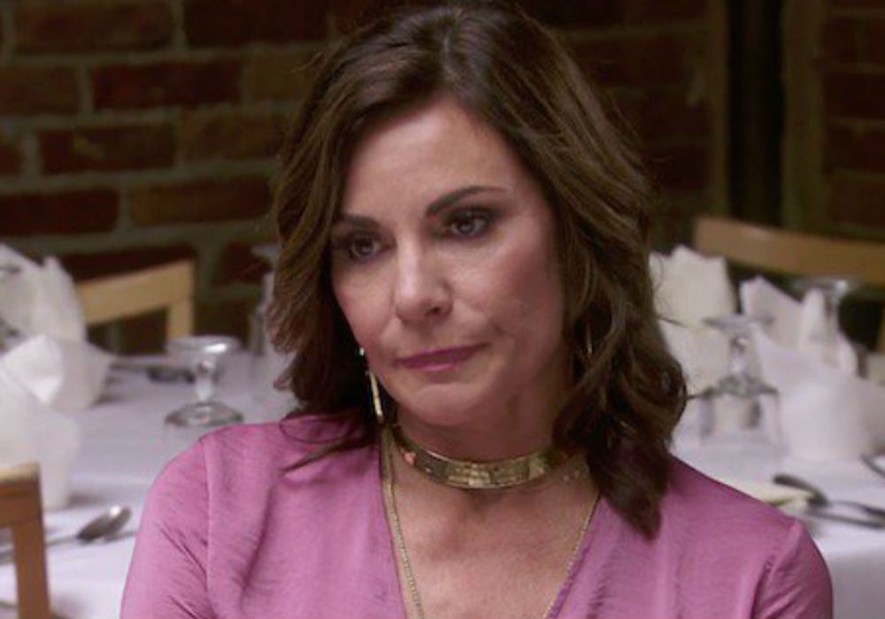 LuAnn De Lesseps Is Not The Only Original RHONY On The Chopping Block For Season 12