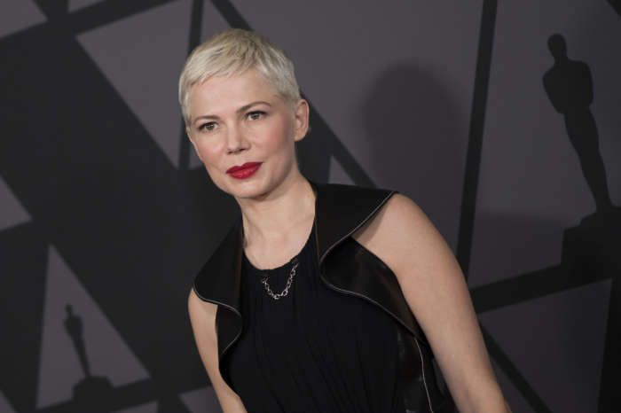 Michelle Williams Claims That Working On Dawson's Creek Was Like Factory Work