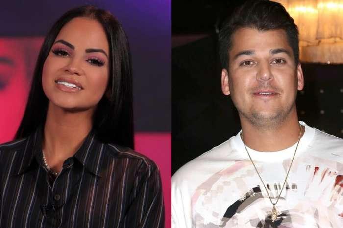 KUWK: Rob Kardashian And Natti Natasha Flirt Again And Fans Love It!