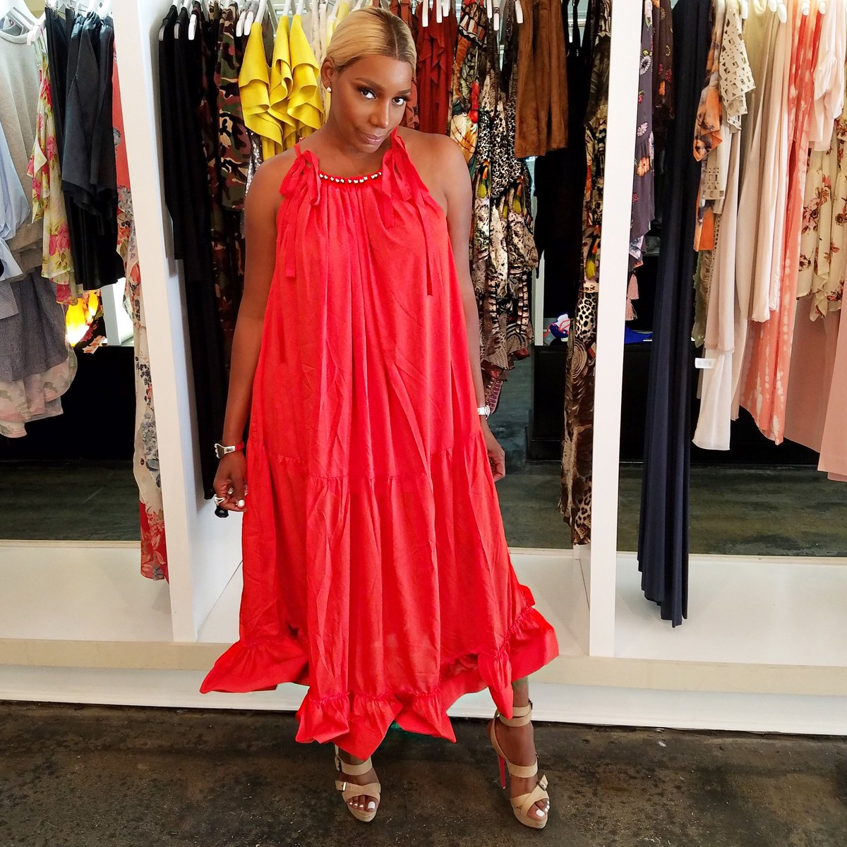 NeNe Leakes Makes Some Fans Happy With New Merch In Her Swagg Boutique