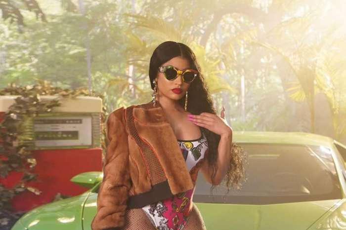 NIcki Minaj's Video For Megatron Is Out! Her BF Kenneth Is In It - Watch It Here