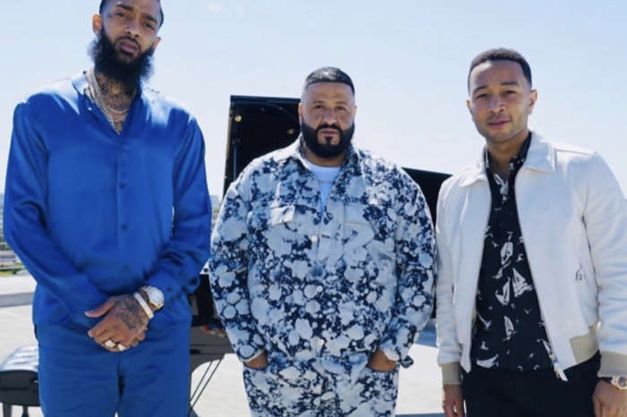 John Legend Talks About Collabing With Nipsey Hussle Only Days Before His Shooting