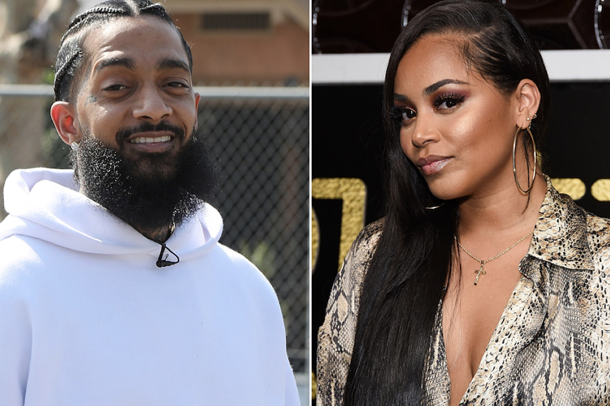 Nipsey Hussle Lauren London Tiny Harris
