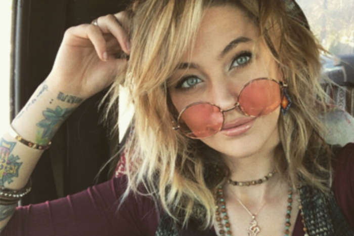 Paris Jackson Responds To Troll Who Called Her A 'Druggie' With Mental Health Message
