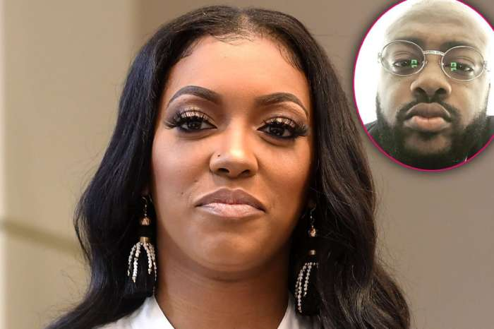 Porsha Williams Unfollows Dennis McKinley And Stops Wearing Engagement Ring!