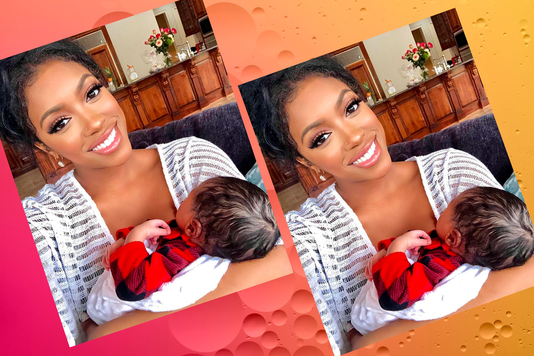 Porsha Williams' Fans Are Suggesting Her To Have Another Baby