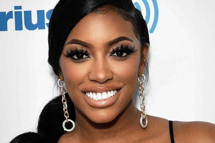 Porsha Williams' Latest Photos In A Flowy White Dress Have Fans In Awe