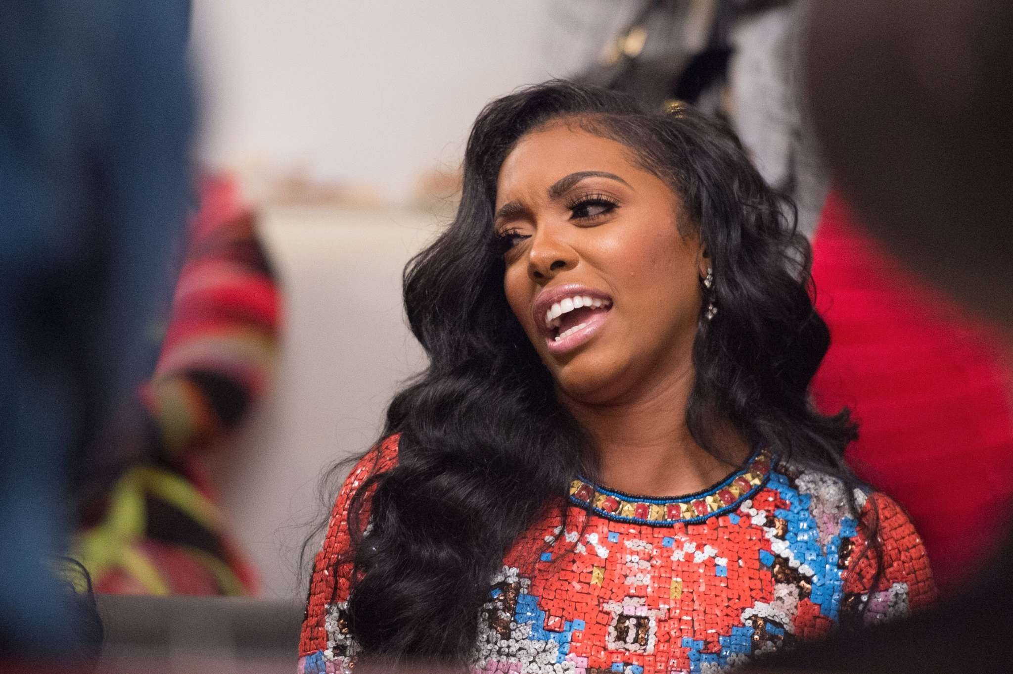 Porsha Williams Praises Her Sister Lauren Williams For Her Recent Words Of Wisdom