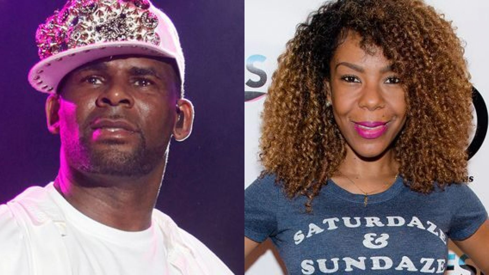 R. Kelly Just Told His Ex-Wife She Should Be Working At A Fast Food Joint To Take Care Of Their Kids