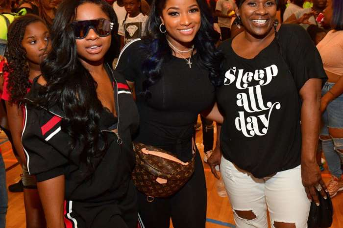 Reginae Carter Praises Her Grandma Nita After She Releases Her Book