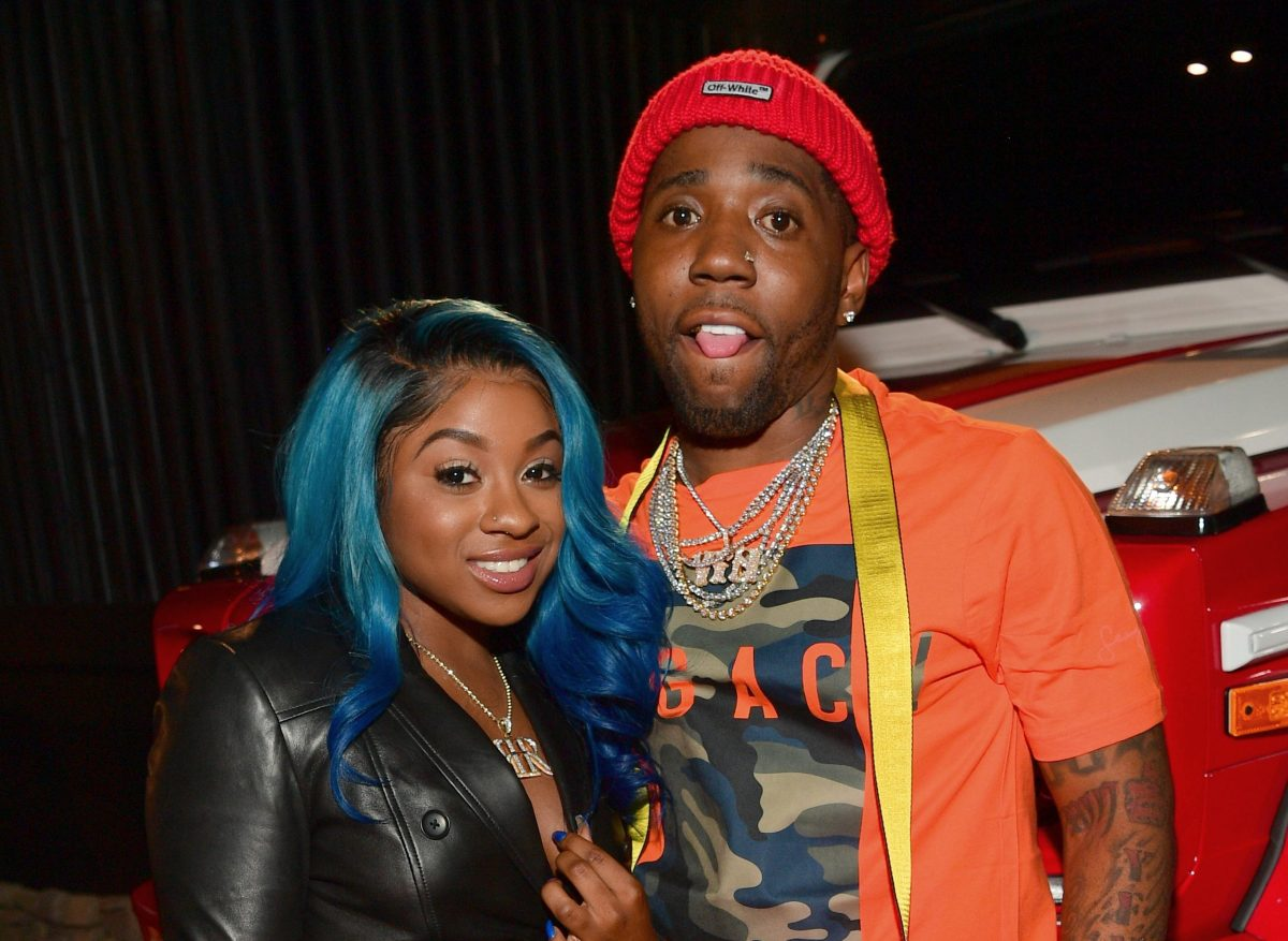 Reginae Carter Proves Haters That She's Still Together With