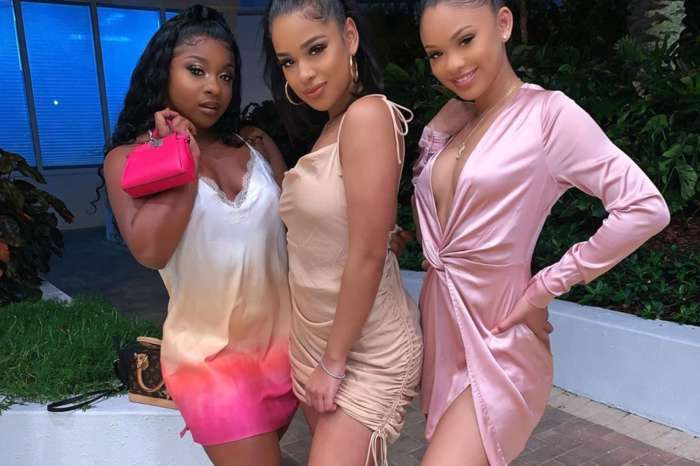 Toya Wright Claps Back After Critic Calls Reginae Carter 'Too Dark Skin' In Picture -- Lil Wayne's Fans Are Angry Over The Controversy