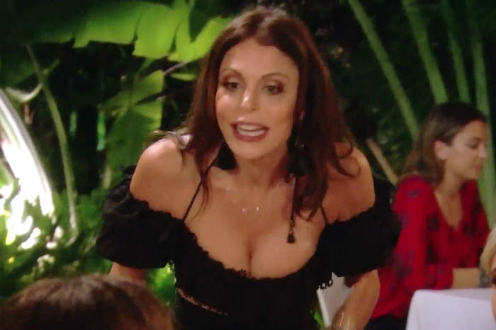 RHONY Bethenny Frankel Is No Longer Protecting 'Delusional' LuAnn De Lesseps
