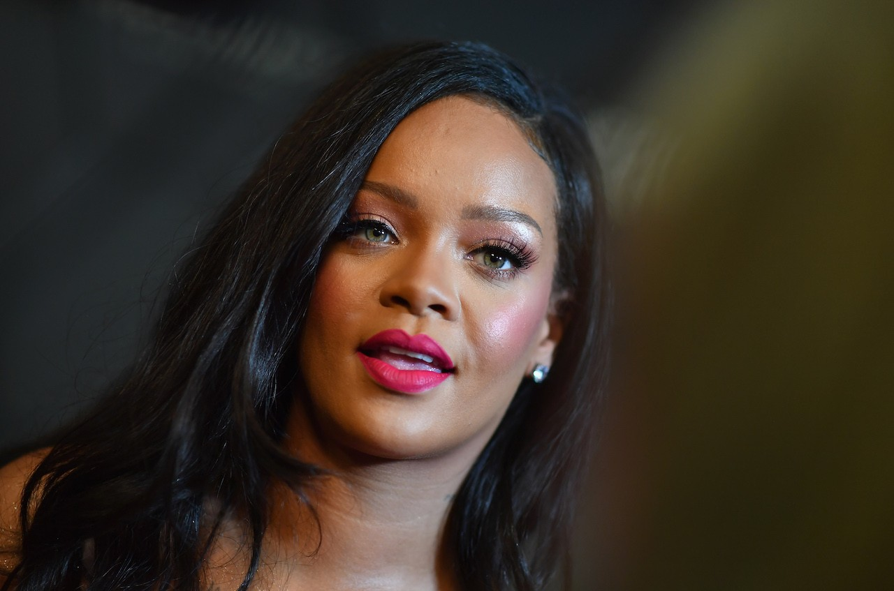 Rihanna Celebrates Her Niece Majesty's Birthday With A Cute Throwback Photo