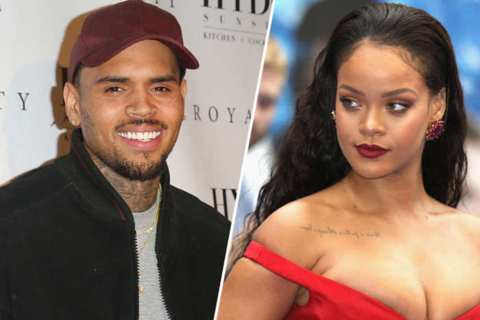 Chris Brown Is Happy Rihanna Is In Love But Still Has Some Regrets Over Their Failed Relationship